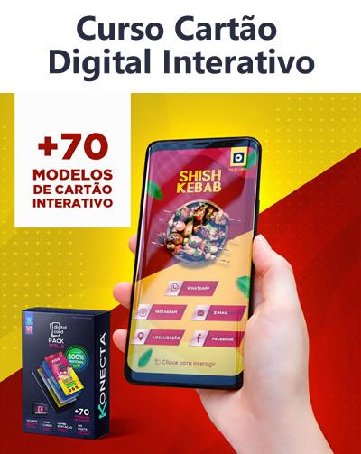 Curso Cartão Digital Interativo